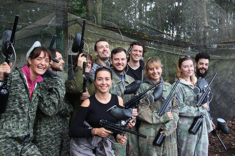 Paintball-Bruxelles-Ottignies-Wavre